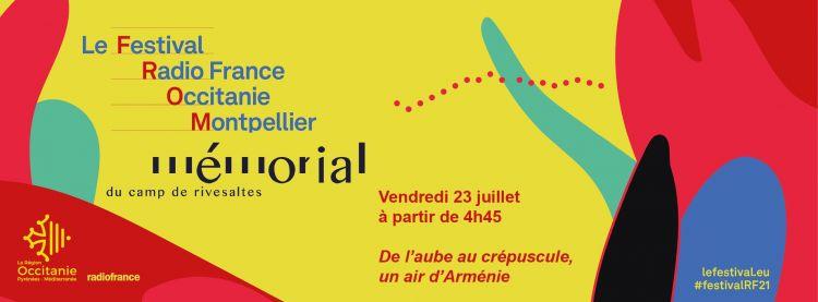 Salses-le-Château : le Festival Radio France Montpellier Occitanie s'invite au Mémorial du camp de Rivesaltes le 23 juillet