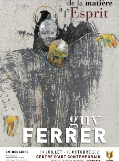 Perpignan : «De la matière à l'esprit», l'exposition continue jusqu'au 10 octobre au Centre d'art contemporain