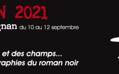 Frontignan : le Festival International du roman noir vous attend du 10 au 12 septembre