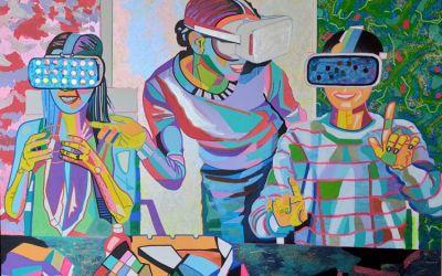 Sète : l'exposition «Psychédélices» se poursuit jusqu'au 9 janvier au MIAM, par BTN