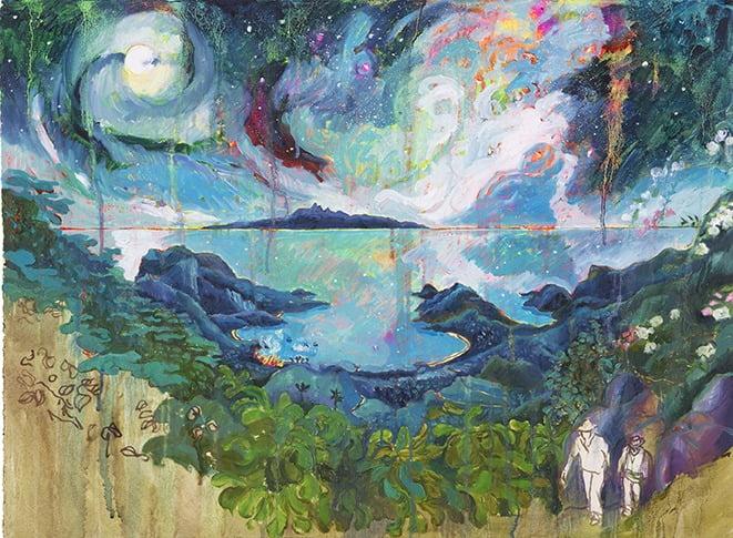 Aigues-Mortes : exposition «Escale en Polynésie» à l'Espace Titouan Lamazou jusqu'au 11 décembre