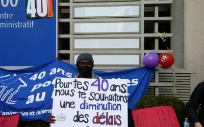 Mobilisation pour un contrôle des loyers!