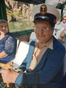 Passeio de barco a Miranda do Douro. 8