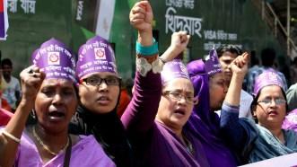 2015 en Bangladesh