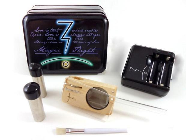 Vaporizadores de cannabis: Magic Flight Launch Box
