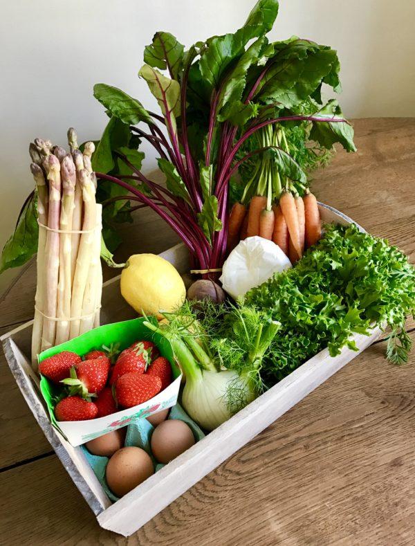consommer des légumes de saison