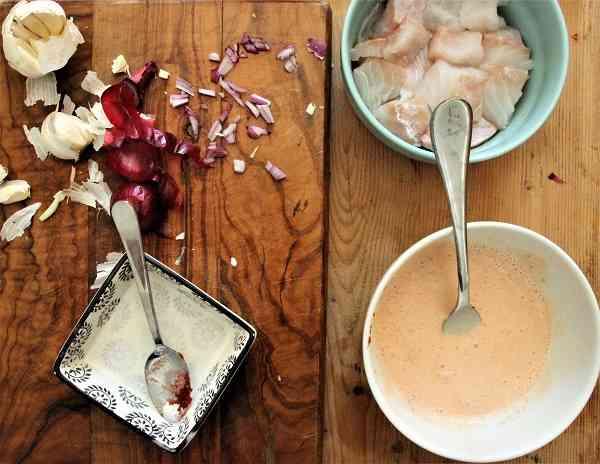 recette rapide en 10 minutes gratin poisson