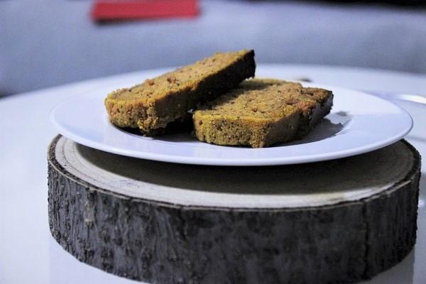 recette facile gâteau moelleux courge et noisettes