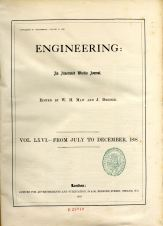 Engineering - Supplement 1898 (2) Portada  001
