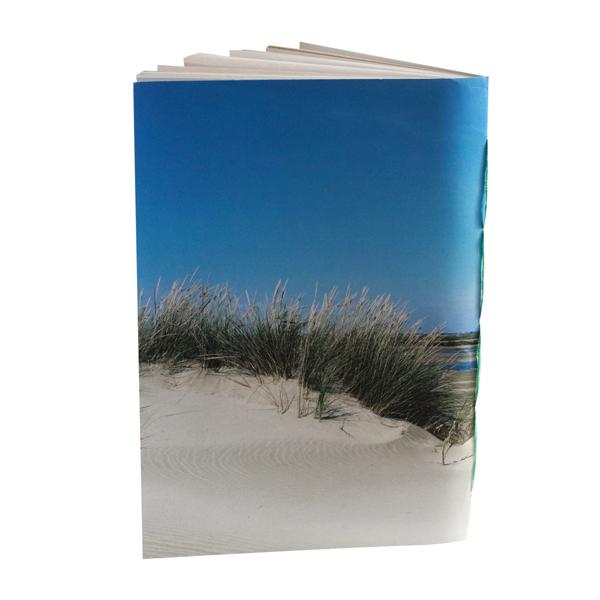 une dune de sable qui t'invite au voyage