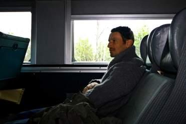 Victor en Via Rail