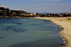 Panoramica Challapampa Isla del Sol Norte