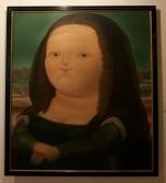 Monalisa de Botero