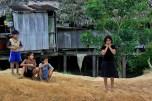 Pobladores del Amazonas