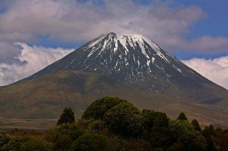 El Monte del Destino - Mount Ngauruhoe