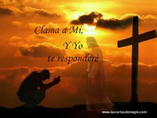 CLAMA A MI Y YO TE RESPONDERE