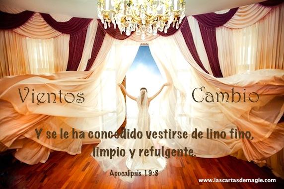 Vientos que embellecen a la Novia de Cristo