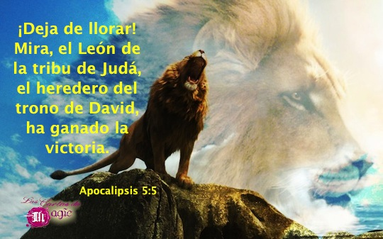 El «León de Judá» rugirá y veremos caer las fortalezas