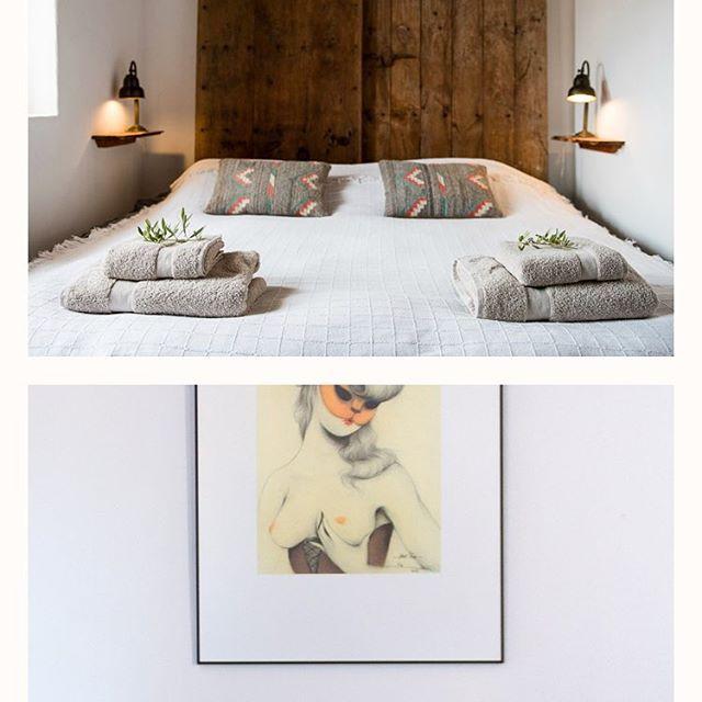 // A good Place for Dreams // The Suit // #cozy #bedroom #rustic #stylish #vintage #interiors #decoration #interiordesign #art #missvan #finca #ibizenca #casapayesa #casa #home #homeawayfromhome #dream #boutiquevilla #lascicadasibiza #ibiza #ibiza2018 #holidayhome #vacation #destination #intheheartoftheisland #islandlife #goodlife 🔜 Stay with us 🙌🏼🌵