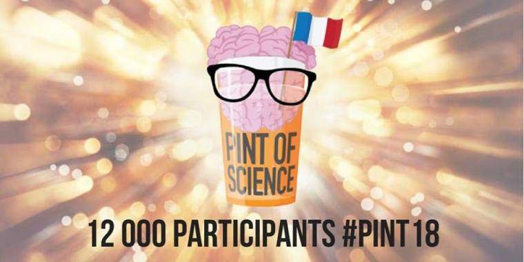Pint of science, vulgarisation scientifique, communication scientifique