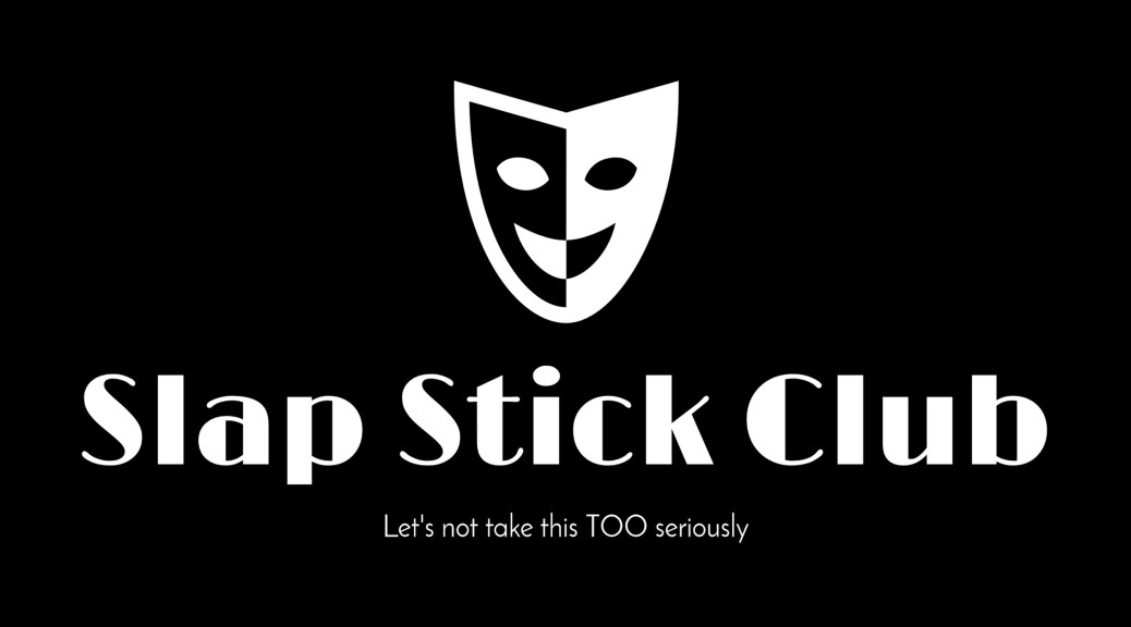Slap Stick Club logo, interview with Brian Gray, Lascivious Marketing.