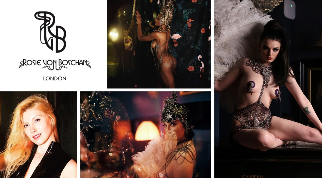 Rosie McLean of Rosie von Boschan, interview with erotic marketing agency Lascivious Marketing
