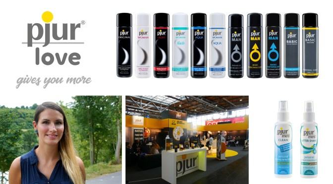 Eva Lerbs of intimate and hygiene products providerPjur interviewed by erotic marketing agency, Lascivious Marketing.