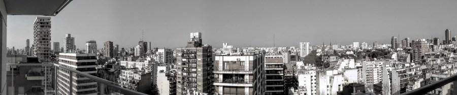 Vista 360 de Buenos Aires