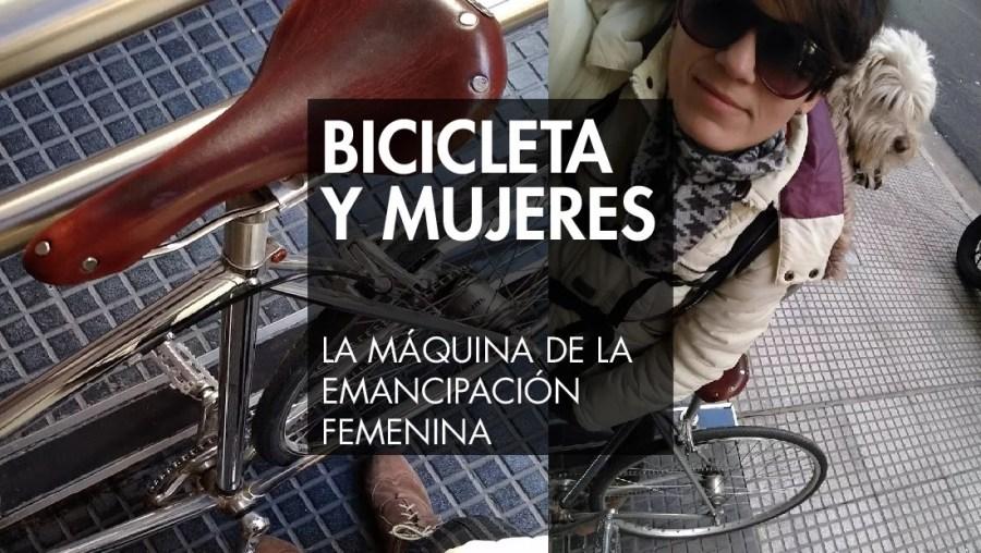 Bicicleta y mujeres