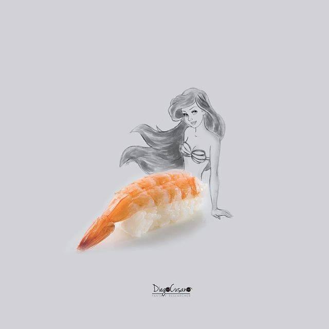 Ariel Sushi 2016