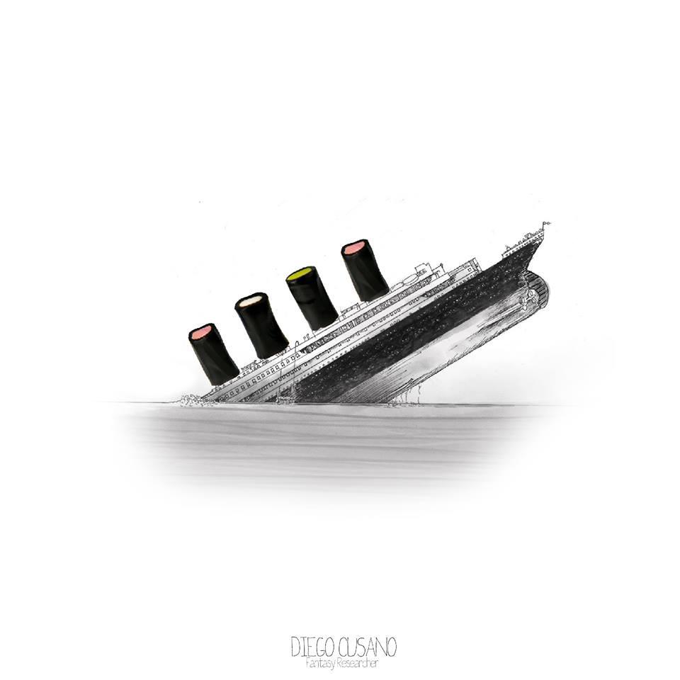 Candy Titanic 2016