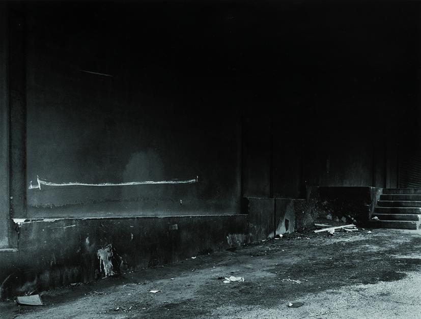 Humberto Rivas, Paisajes, Marsella, 1993, Fotografía, Gelatina de plata sobre papel baritado, 36,5 x 47,5 cm