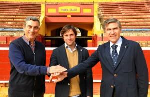 Andres con Polo Y Pereda