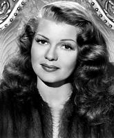 mi morena foto de Rita Hayworth de Hollywood dorado