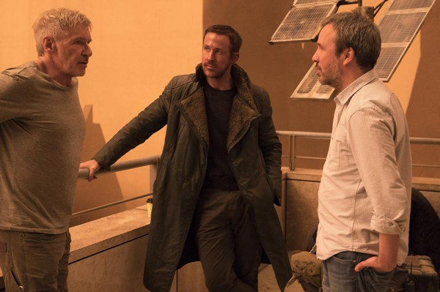 Blade Runner 2049 Harrison Ford Ryan Gosling Denis Villenueve
