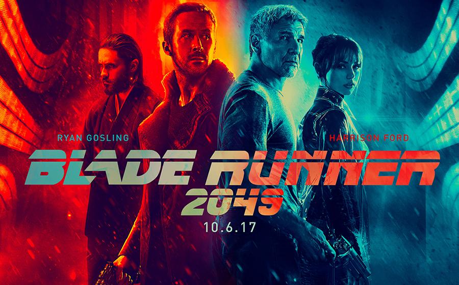 Blade Runner 2049 Poster Critica