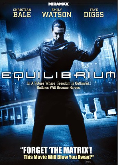 Equilibrium Poster Movie