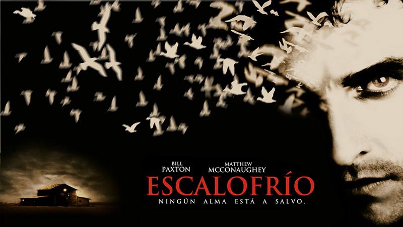 Escalofrío Bill Paxton 2001 Movie Poster