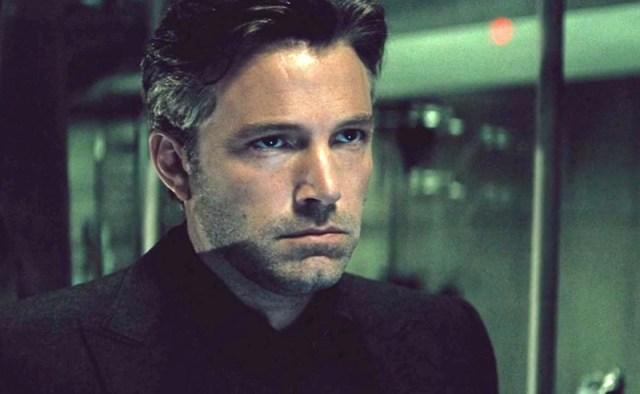 Bruce Wayne Ben Affleck