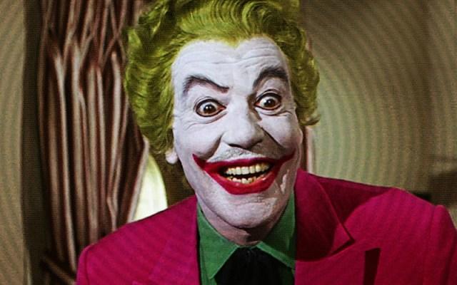 Joker Cesar Romero Batman Serie 60