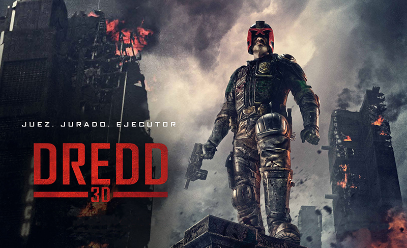 Dredd película 2012