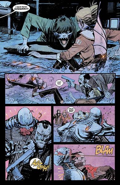 El Resurgir The Wake Comic Scott Snyder