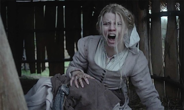 Anya Taylor en 'La Bruja' (The Witch 2015(