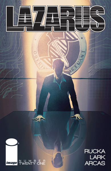 Lazarus Numero 21 Image Comics Las Crónicas de Deckard