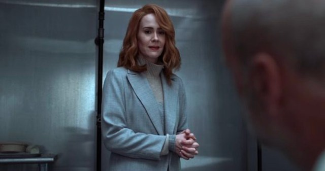 Glass Dr Staple Sarah Paulson