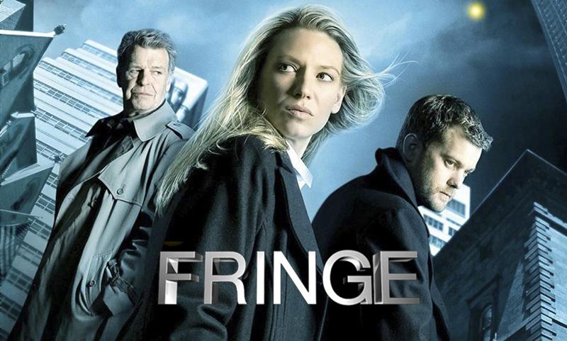 Serie Fringe Las Crónicas de Deckard