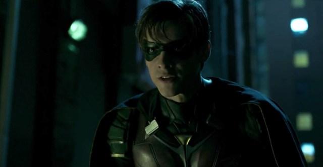 Robin Dick Grayson Serie Titanes