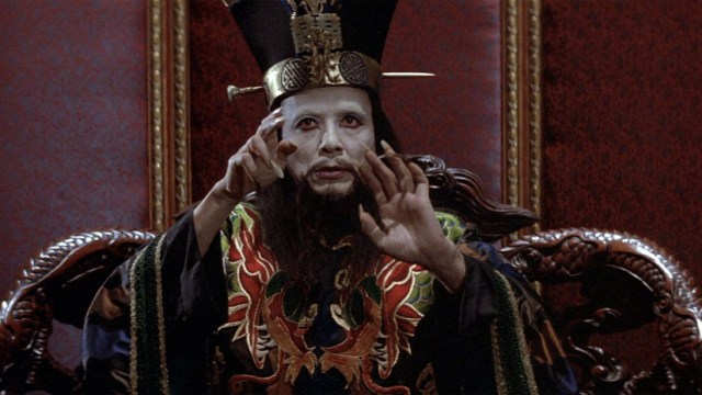 Golpe en la Pequeña China. Lo Pan James Hong