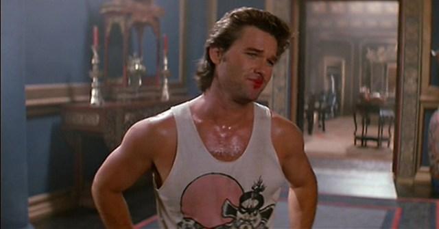 Kurt Russell como Jack Burton.