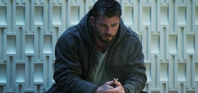 Vengadores Endgame Thor Chris Hemsworth